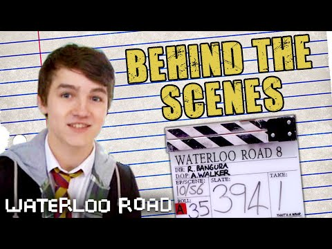 The Making Of Waterloo Road Season 8 | Waterloo Road