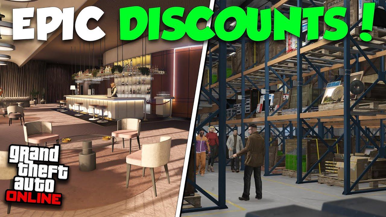 DOUBLE MONEY & NEW DISCOUNTS! | GTA Online Weekly Update