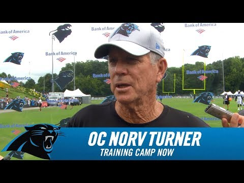 Norv Turner: Our guys understand they're all going to contribute