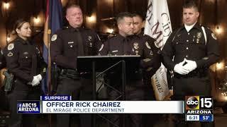 Community says goodbye to fallen El Mirage officer