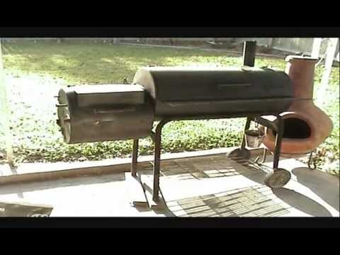 Cooking- Brisket Texas Pit -Houston Texas- How to do Texas Style? -New Yorker