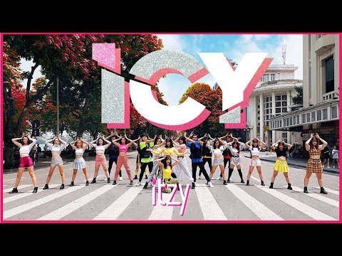 [KPOP IN PUBLIC] ITZY (있지) - 'ICY (아이씨)' | ONE-TAKE | DANCE COVER By Cli-max Crew From Vietnam