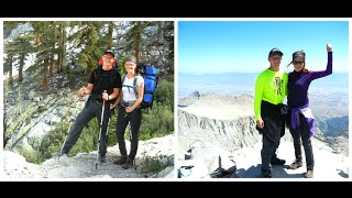 Our Adventure To Mt Whitney - August 2014