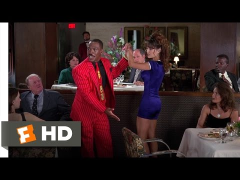 The Nutty Professor (11/12) Movie CLIP - Gluteus Minimus (1996) HD