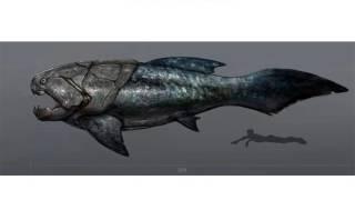 Wymarłe ryby