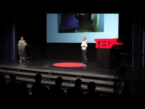 Knastgruppe Mainz: Saskia Kerksieck and Natascha Becker at TEDxRheinMain