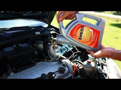 Honda Civic - Oil & Oil Filter Change