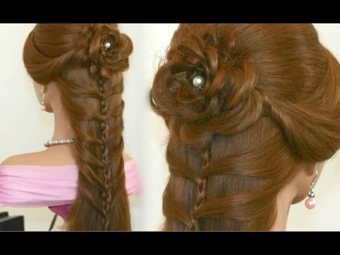 Hairstyle Jura Dailymotion YouTube - Bun hairstyle step by step dailymotion