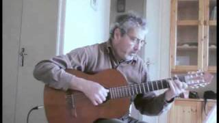 Pretty woman - for solo acoustic guitar