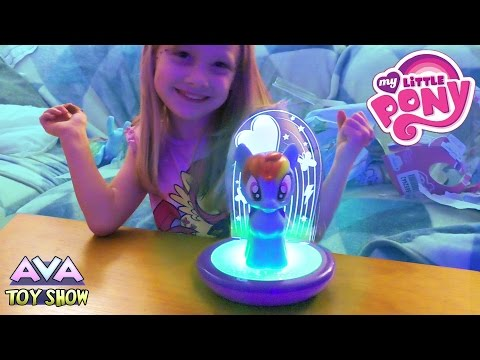 How Does A My Little Pony Night Light Work