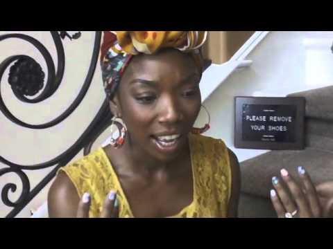 Brandy Interview,    Grammy award winning artist Brandy Norwood