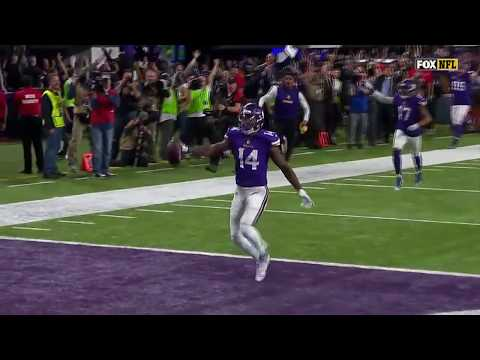 Miracle in Minneapolis Funny Reactions - Vikings vs Saints (Stefon Diggs)