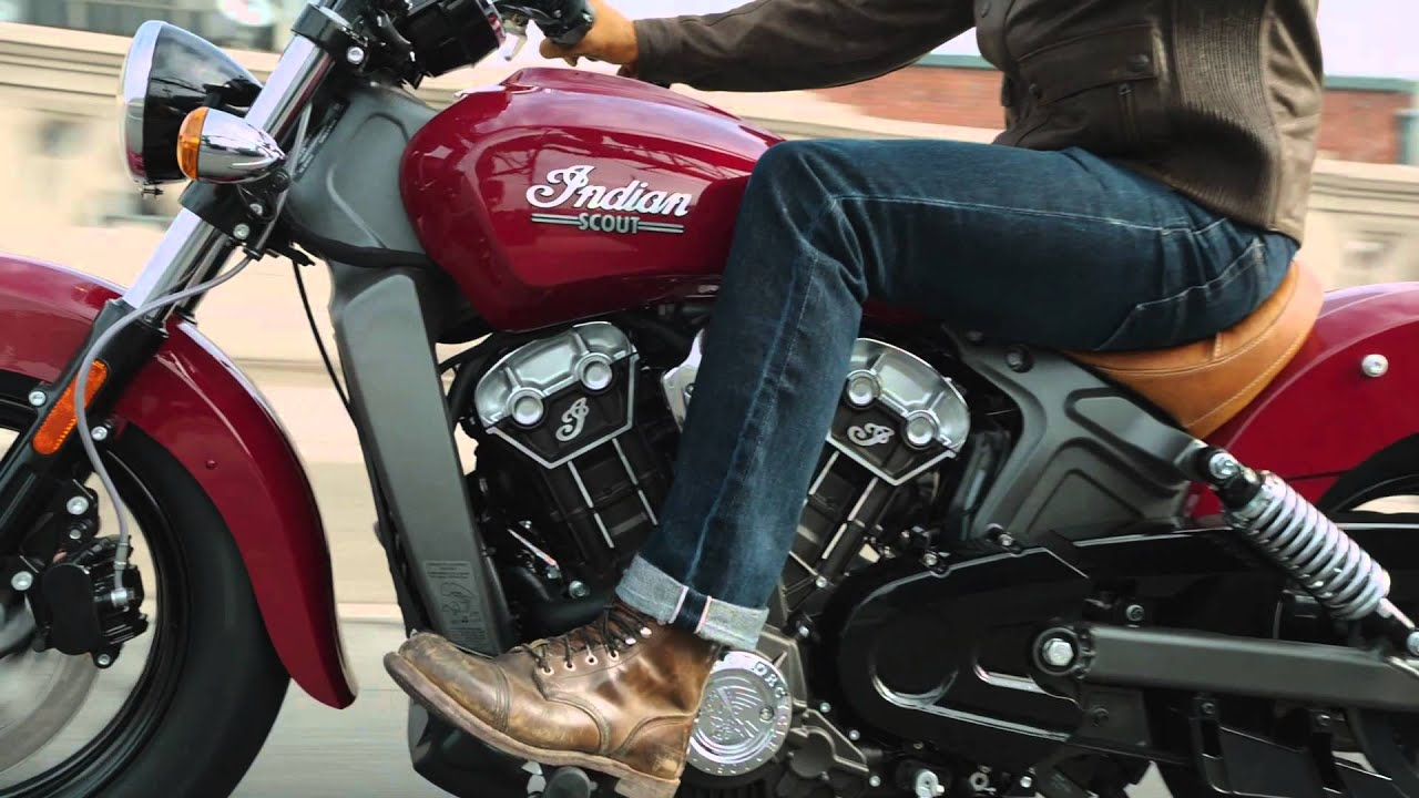 2015 scout product overview - indian motorcycle - youtube