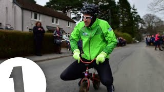 Day 6 - Radio 1's Gregathlon for Sport Relief
