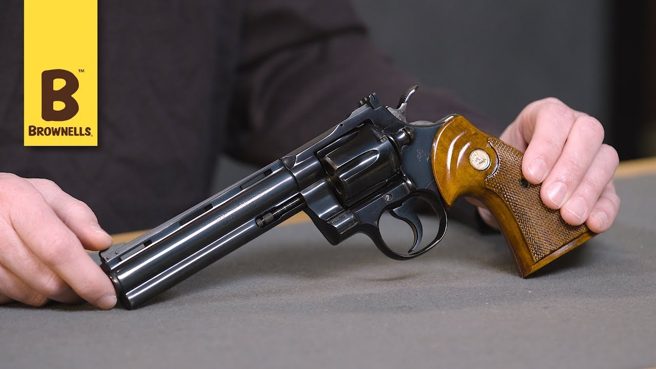 From the Vault: Colt Python