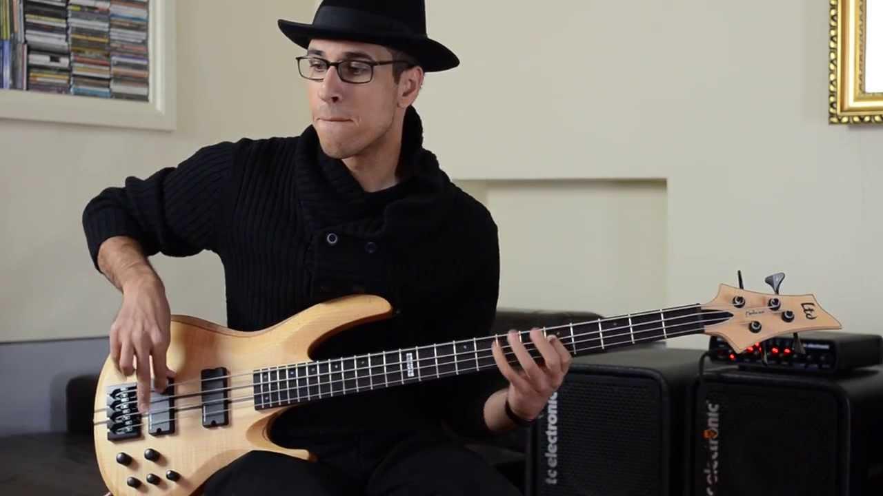 SEYMOUR DUNCAN BASS BLACKOUTS   BassTheWorld.com - YouTube