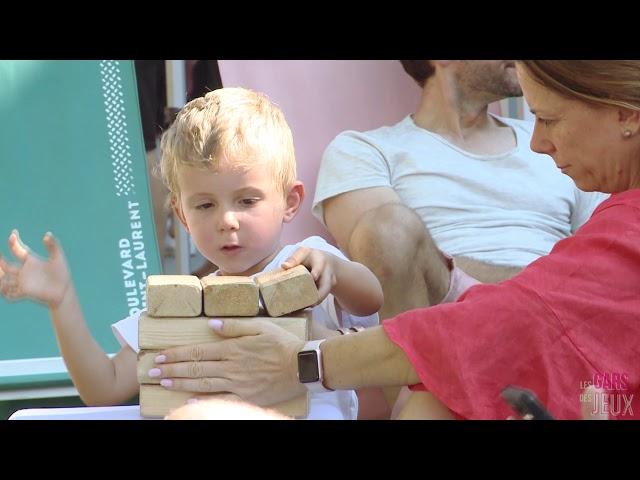 Summer Showcase Les Gars des jeux Montréal