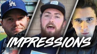 MLB YOUTUBER IMPRESSIONS