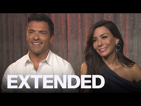 Mark Consuelos And Marisol Nichols Talk 'Riverdale' Season 3 | EXTENDED