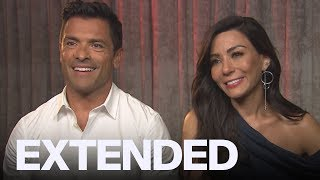 Mark Consuelos And Marisol Nichols Talk