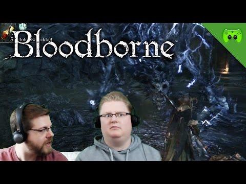 BLOODBORNE # 44 - Zurück bei Dunkelbestie Paarl «» Let's Play Bloodborne Together   HD Gameplay