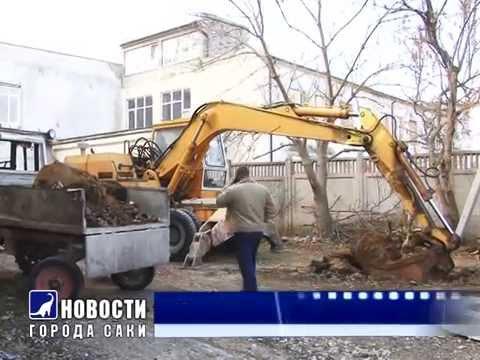 Сакский музей истории грязелечения закрылся на капремонт - привью к видео cZQ8D3PbF3c