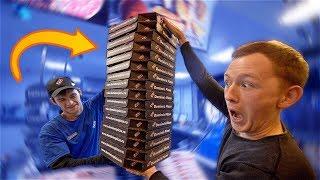 ОБМАНУЛ ПИЦЦЕРИЮ !!! ХАК КАК ПОЛУЧИТЬ ПИЦЦУ БЕСПЛАТНО ! / Герасев секретные купоны
