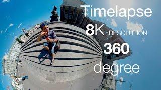 Timelapse 8K RESOLUTION 360 degree video.Таймлапс разрешение 8К. 360 градусов видео(Смотреть в Google Chrome или на смартфонах. Видео 360 градусов. 360 degree video. Снято на 6 камер gopro 4. Это видео которое..., 2015-09-25T15:39:48.000Z)