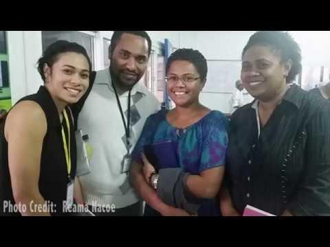 Fiji media youth 'an inspiration', says journalist (PMC)