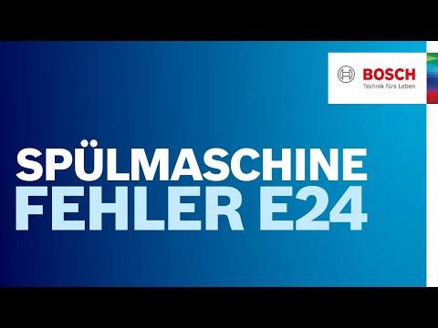 High Quality E24 Fehler Spülmaschine Bosch, Siemens, Neff Und Constructa   YouTube Photo Gallery
