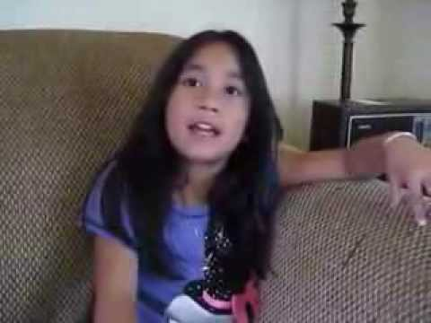 Emily cute cambodian-american girl speaks khmer