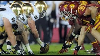 USC vs Notre Dame Full Game 17/10/2015 NCAA Football Week 7
