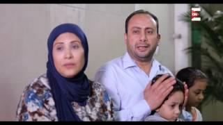 مسلسل زووو -  المعلم سلطان يسأل اب اطفال مريضة فى المستشفى اخبارهم ايه .. الضنا غاااالى أماااال