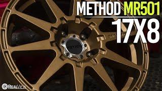 METHOD MR501…