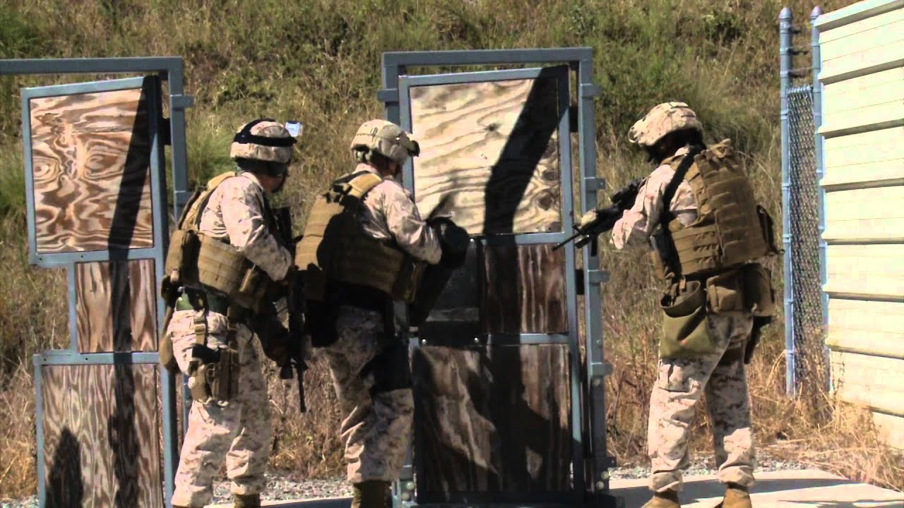 FAST Teams stand ready to protect U.S. Embassies - YouTube