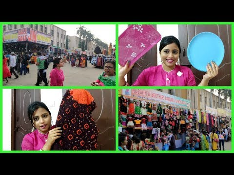 Nampally Exhibition 2019 | What I Purchased | Hyderabad Shopping Exhibition | Glam With Me