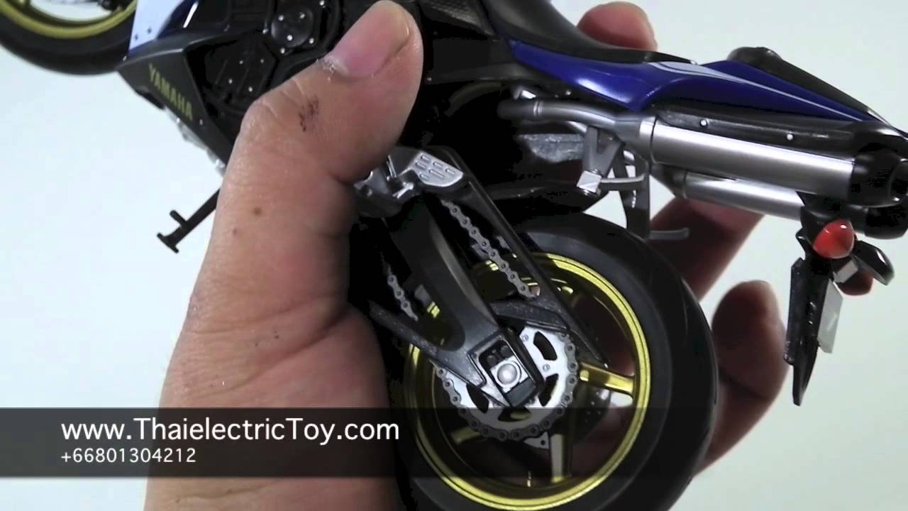 Yamaha R Diecast Model