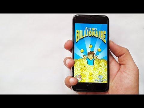 Bitcoin Billionaire IPhone 6 Gameplay HD