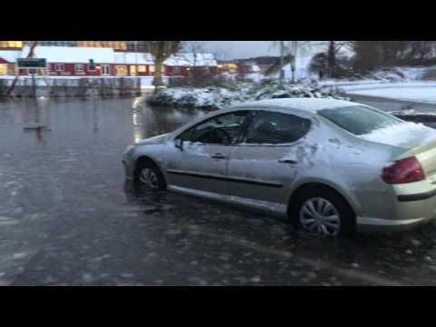 Oversvømmelser Nyborg