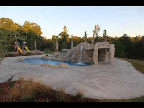 Swimming Pool That Brings Disney To Your Backyard Is Possible With Dolphin Pools Youtube