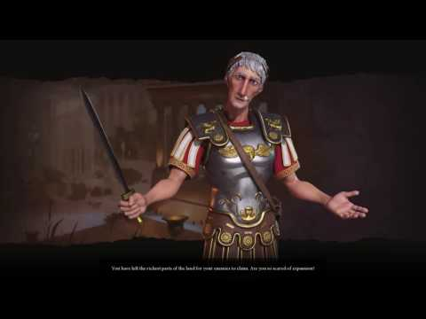 Civilization 6 Early Access Day 4: Kongo Part 2