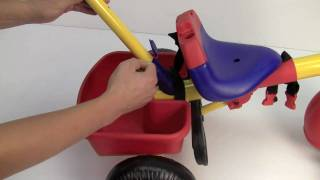 3 In 1 Trike Video Instructions   Little Tikes