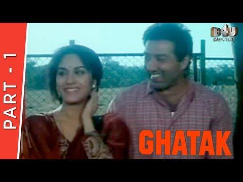 Ghatak   Part 1 Of 4   Sunny Deol, Meenakshi, Mamta Kulkarni