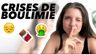 BOULIMIE : LES 3 TYPES DE CRISES ET COMMENT LES EVITER 😣