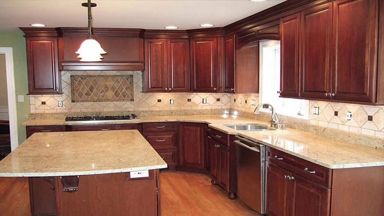 Built In Cupboards Designs For Small Kitchens Youtube