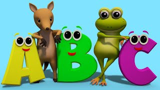 the phonic song   learn alphabets  abc song     nursery rhyme   kids songs