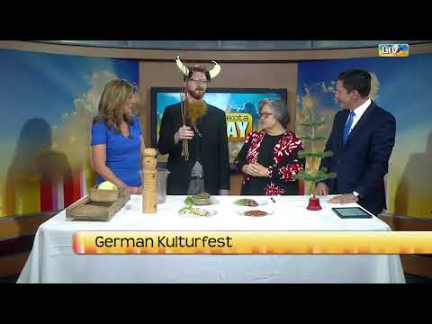 North Dakota Today German Kulturfest