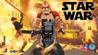 Black Ops Zombies: Star Wars The Final Frontier