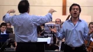 Der Vogelfänger bin ich ja- Pablo Ricciardi- Orquesta conservatorio Juan Jose Castro