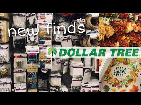 Dollar Tree Shop With Me (no Talking)